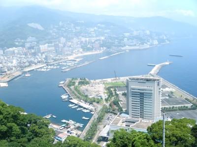 熱海城 天守閣からの景色.jpg